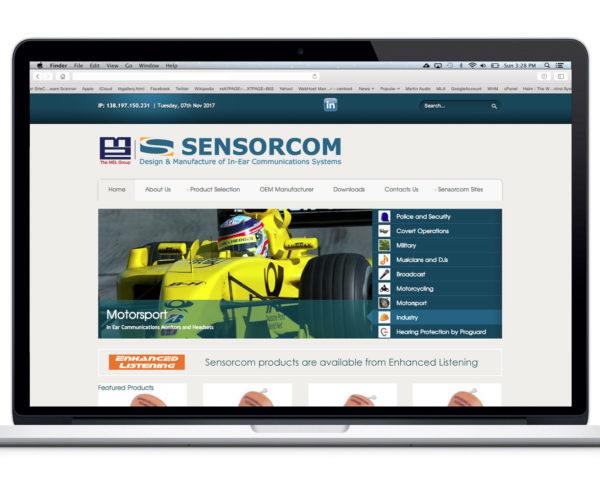 sensorcom