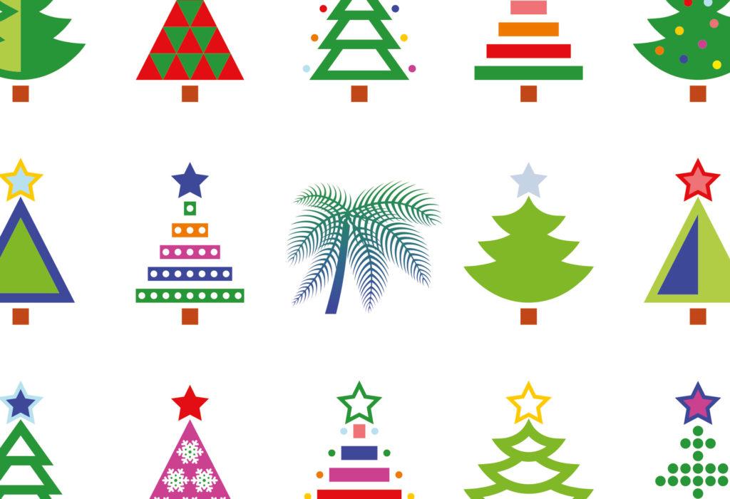 Tropical Blinds - Christmas card