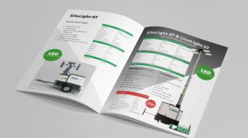 BGG UK - Brochure design